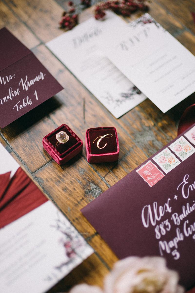 Danish fine art wedding photography