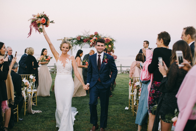 Black Point Inn Prouts Neck Scarborough Maine Ocean Front Wedding