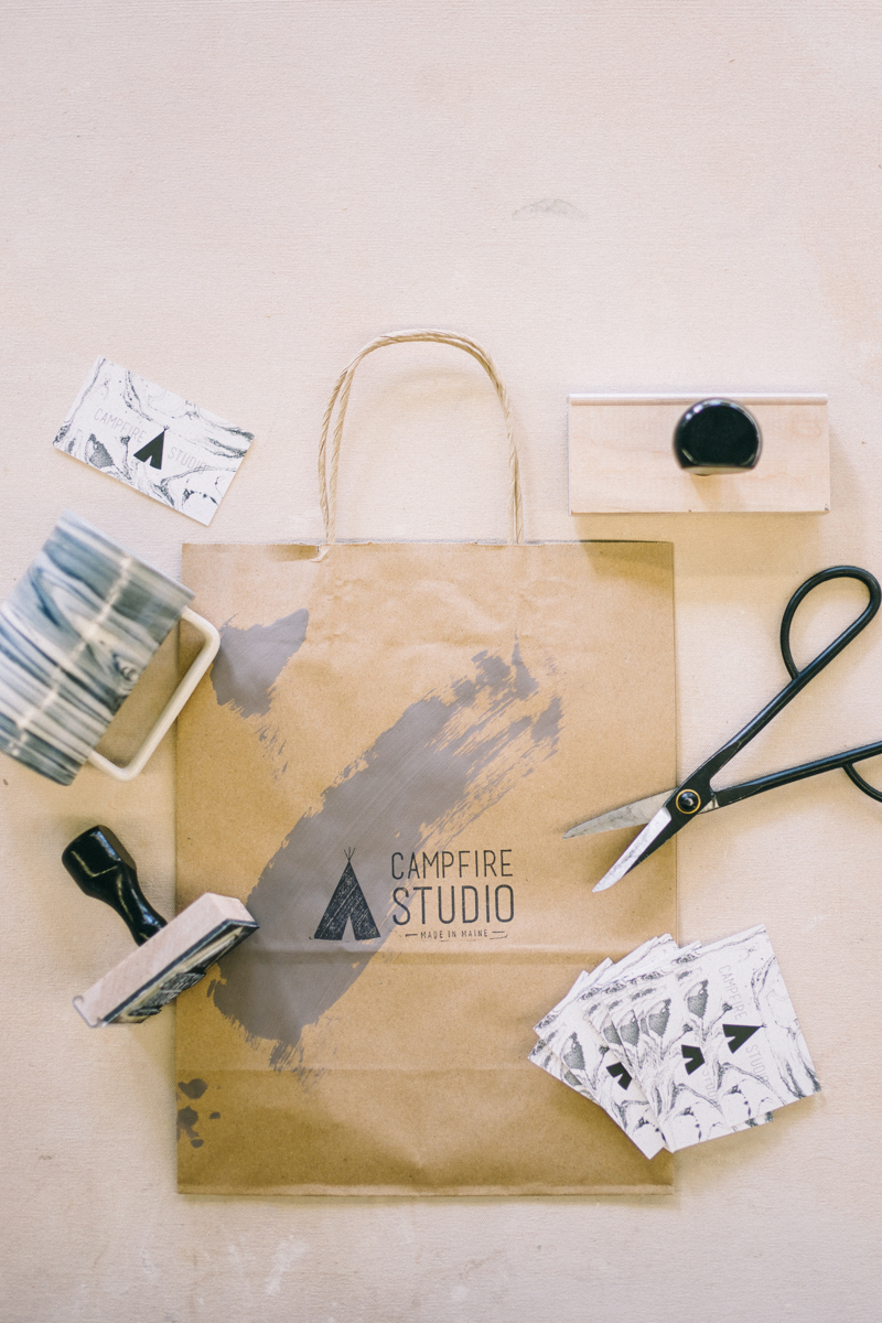 campfire studios maine maker blog