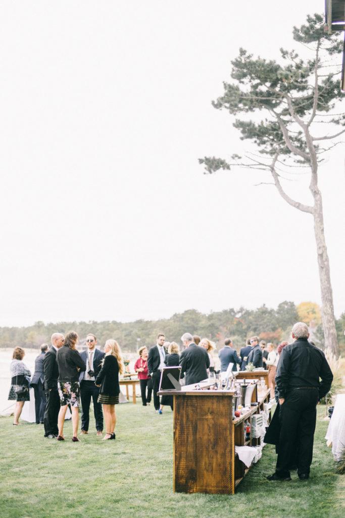 Big House Kennebunkport Maine wedding