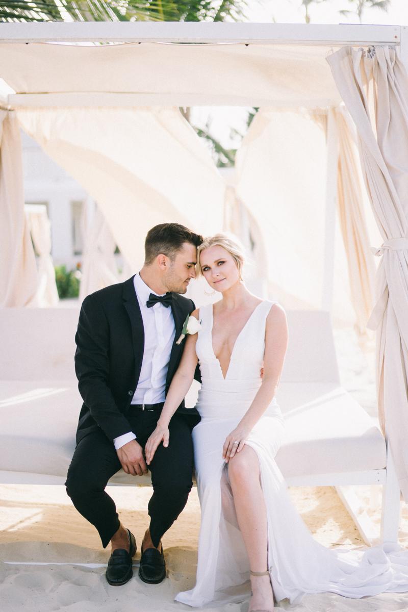 Majestic Elegance Punta Cana Fine Art Wedding Photography Dominican Republic