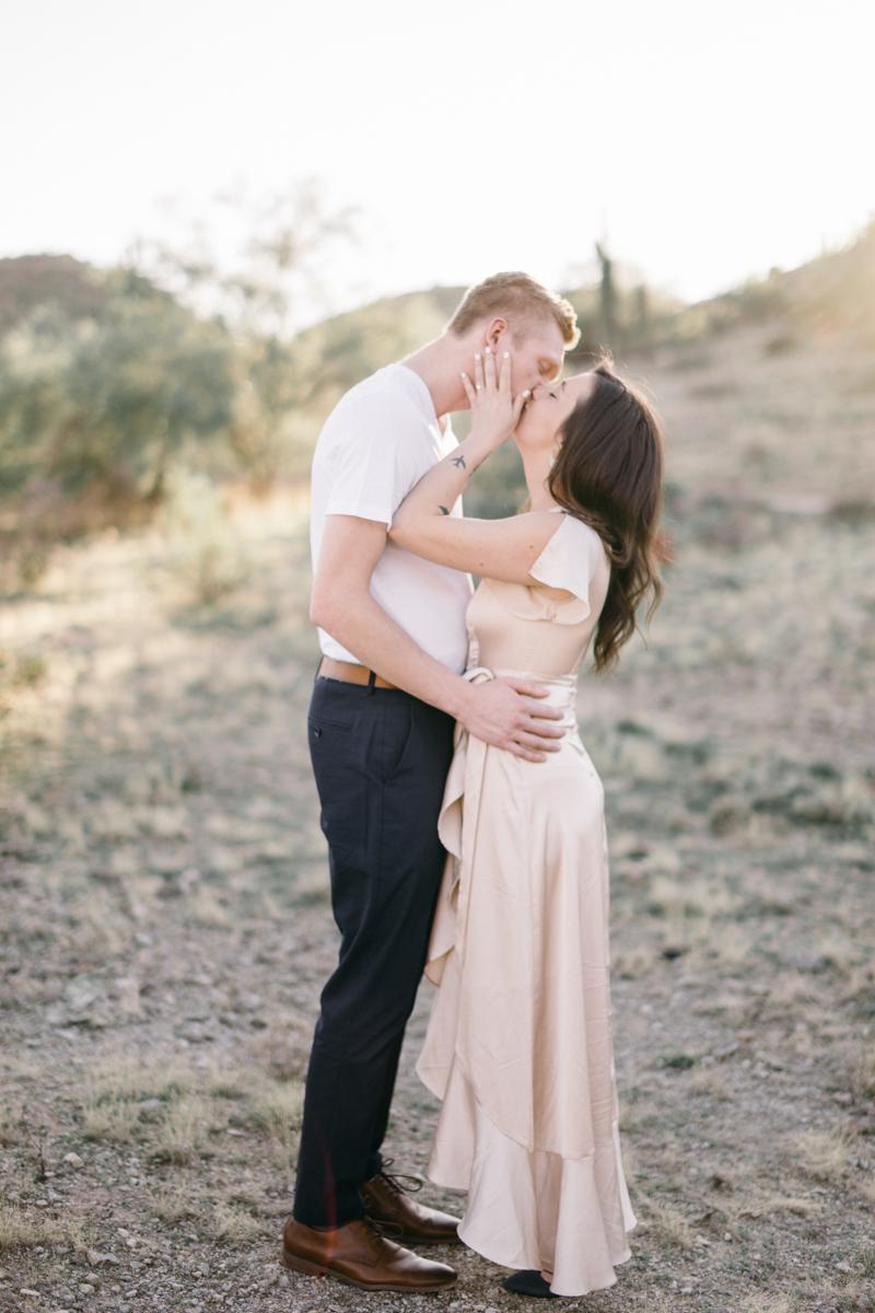 kisses in the desert