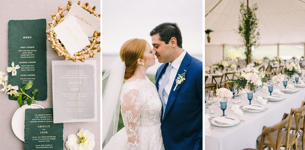 private estate luxury wedding