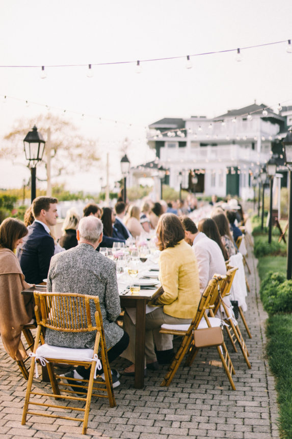 Maine Luxury Rehearsal Dinner & Lobster Bake