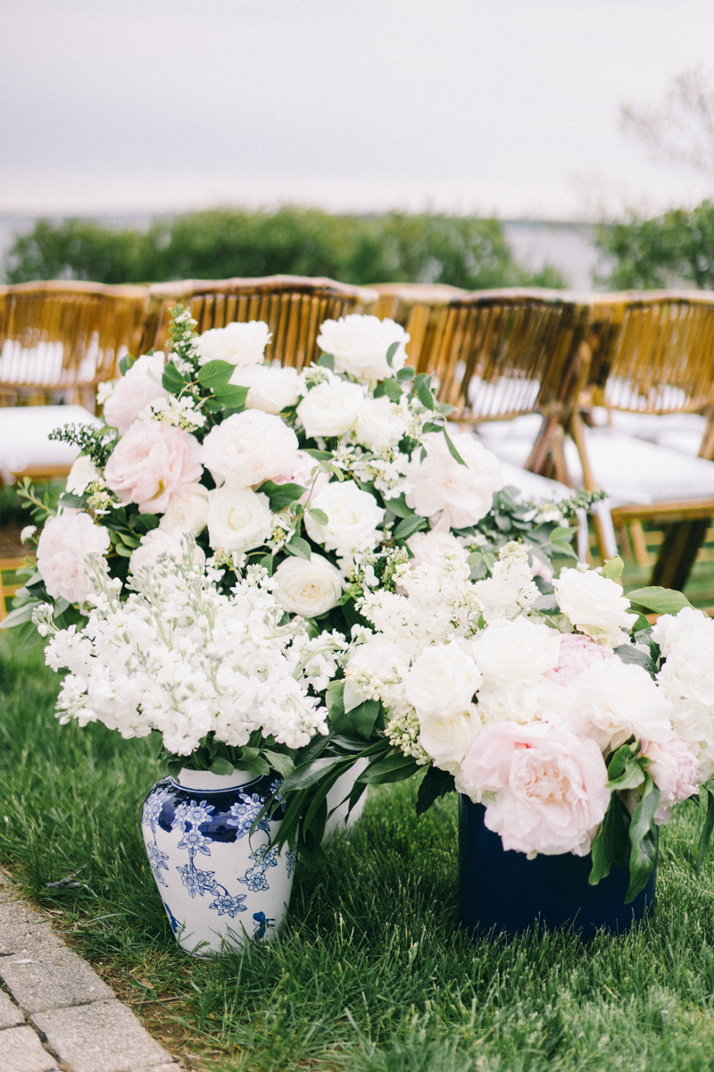 maine luxury wedding french's point