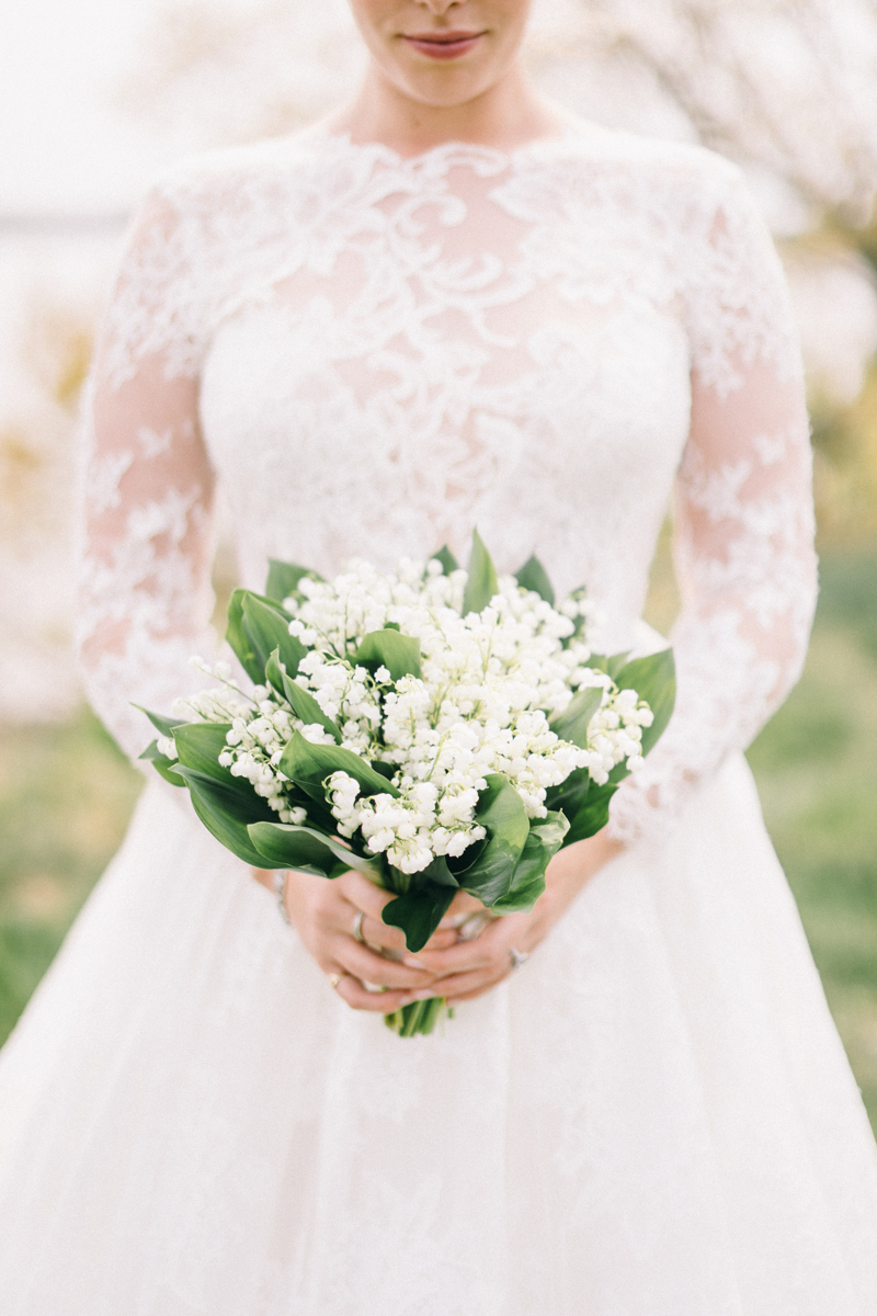 lily of the valley maine wedding