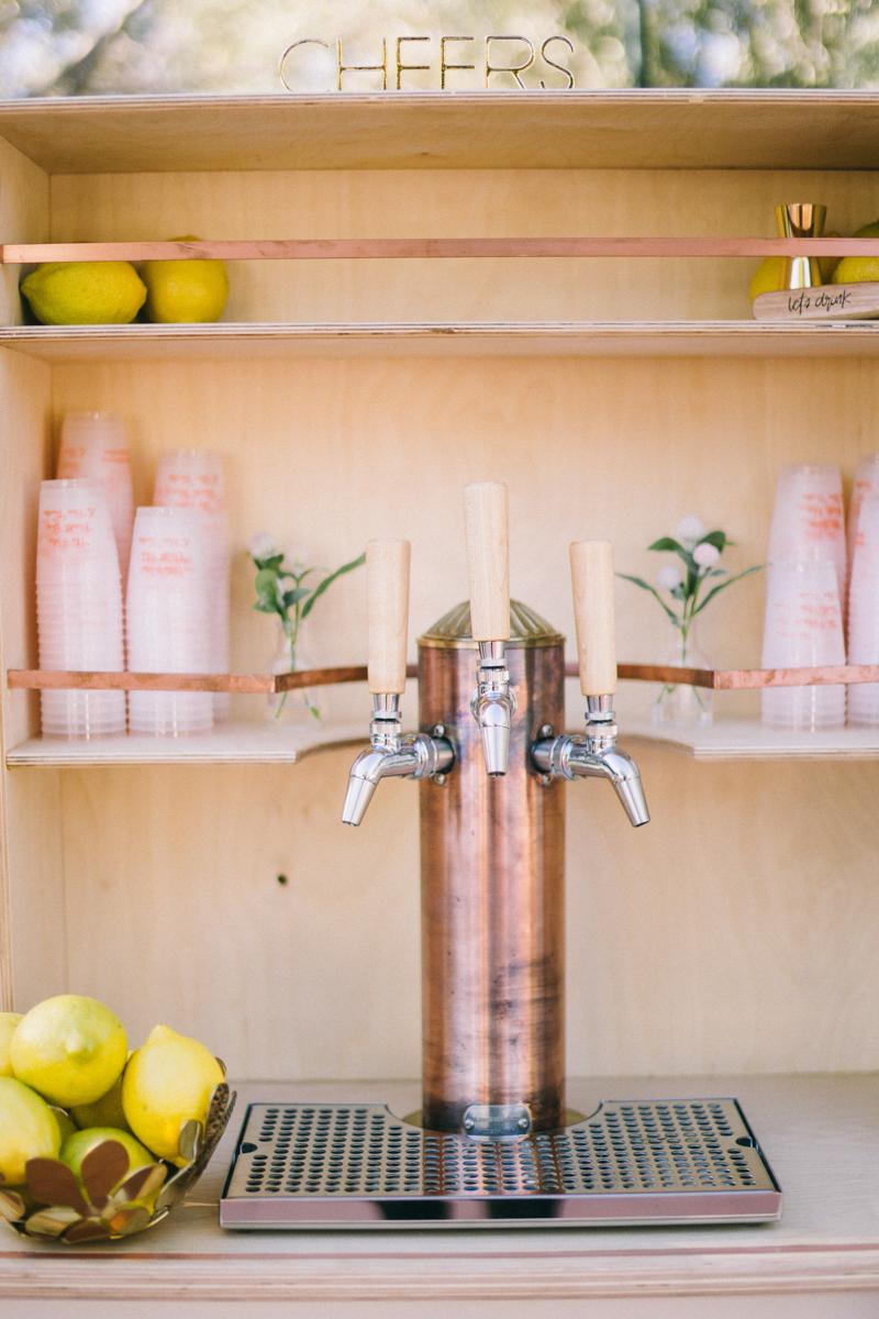 wedding juice bar scottsdale