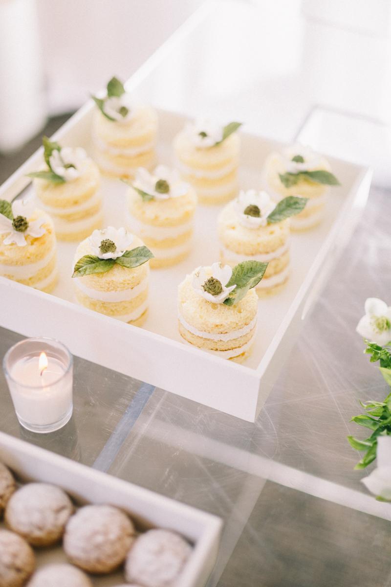 wedding desserts from Ruze Cake Shop