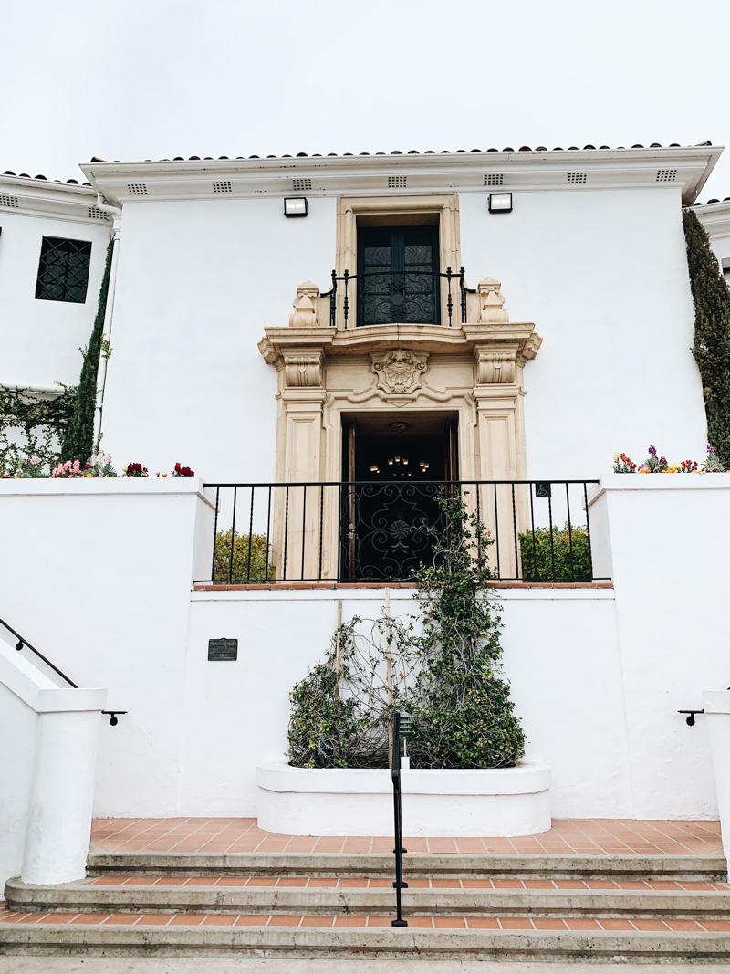 wrigley mansion arizona wedding venue