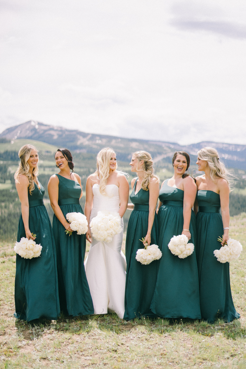 mountain wedding in montana