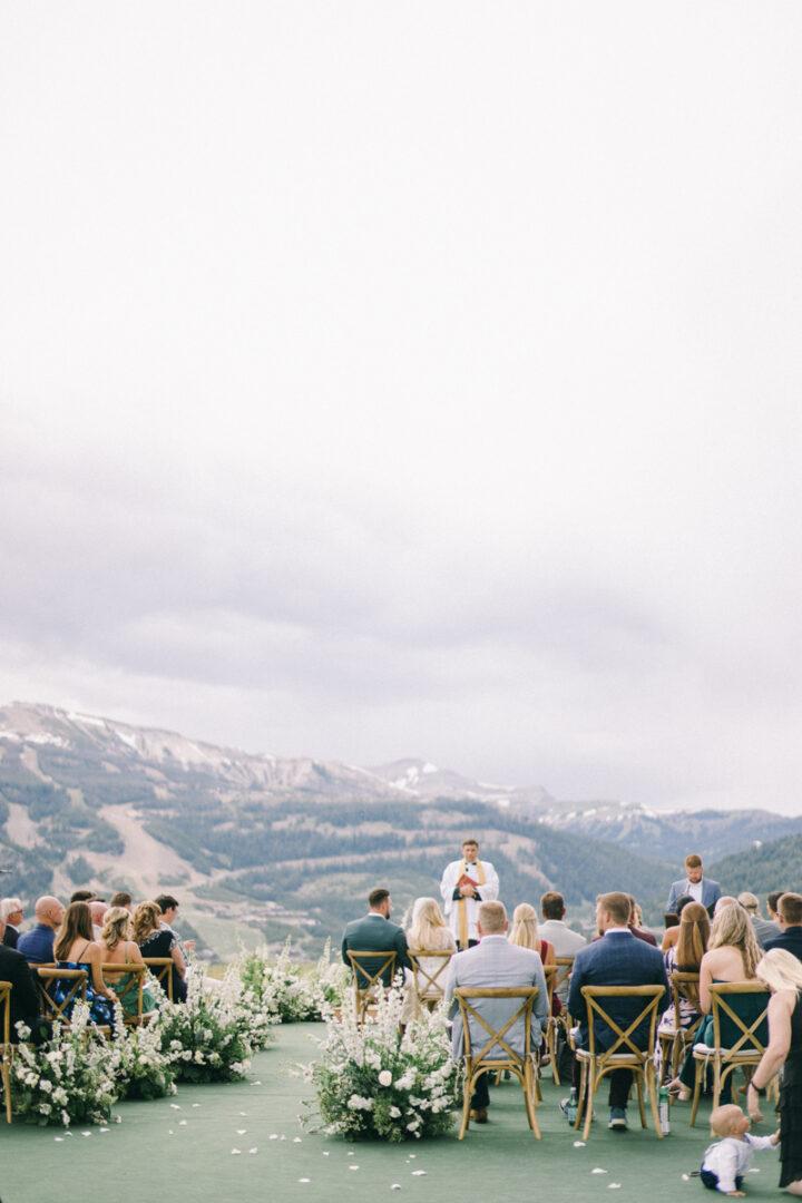 yellowstone club wedding montana