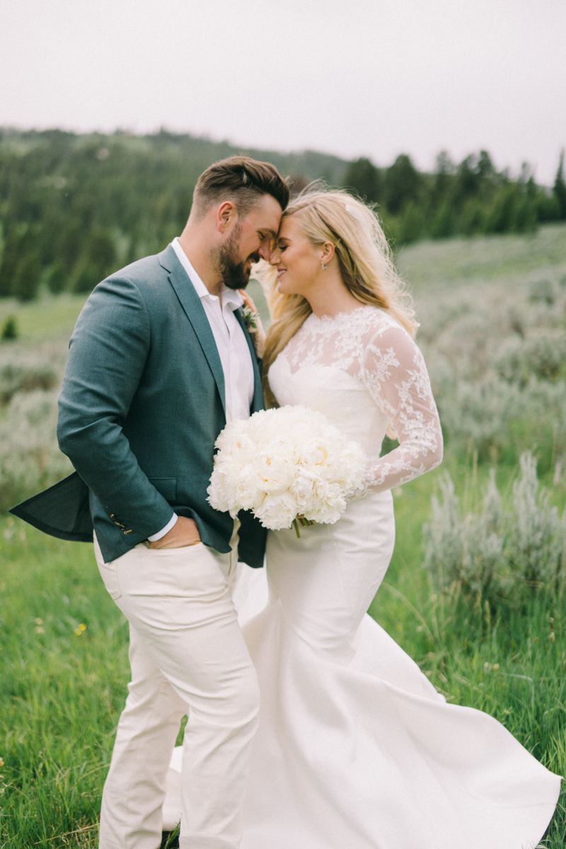 yellowstone club wedding montana