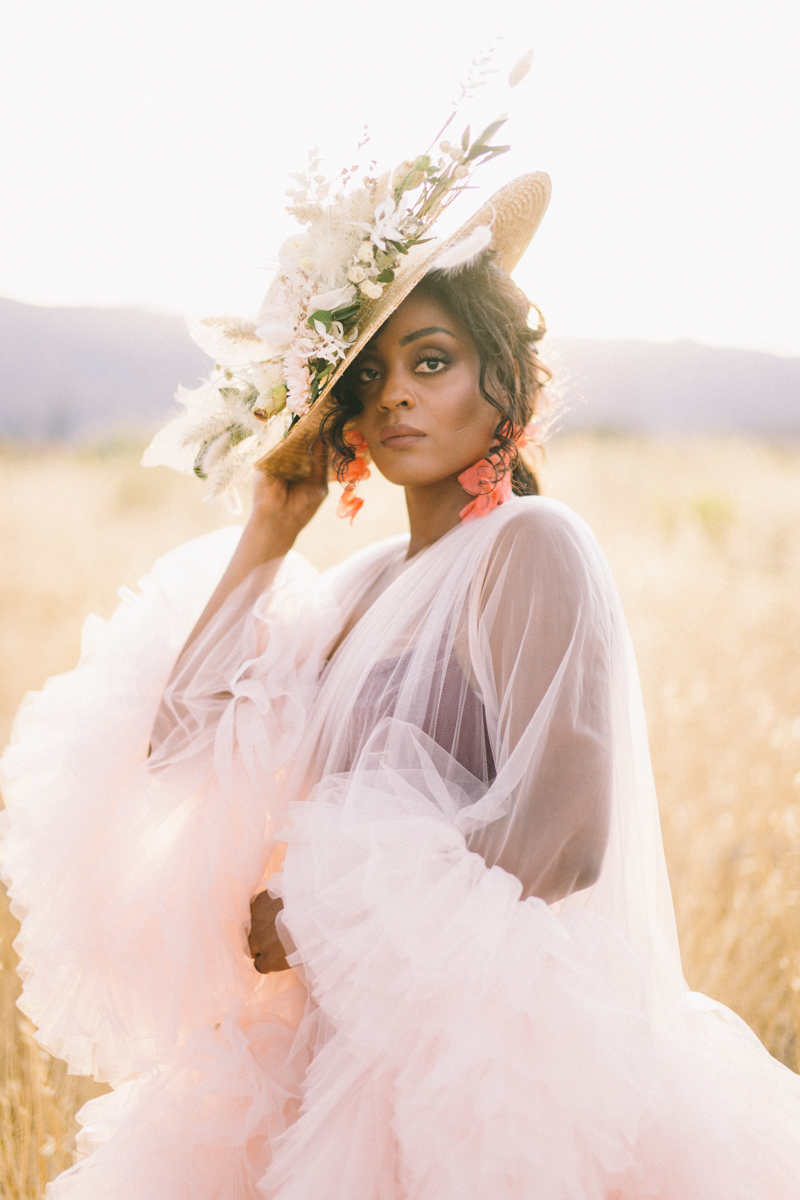 wedding hat editorial photos phoenix arizona
