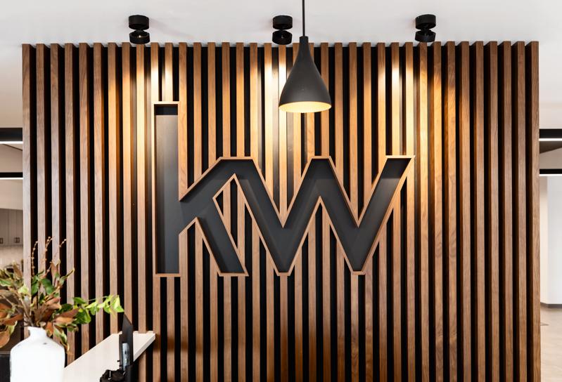 keller williams office design