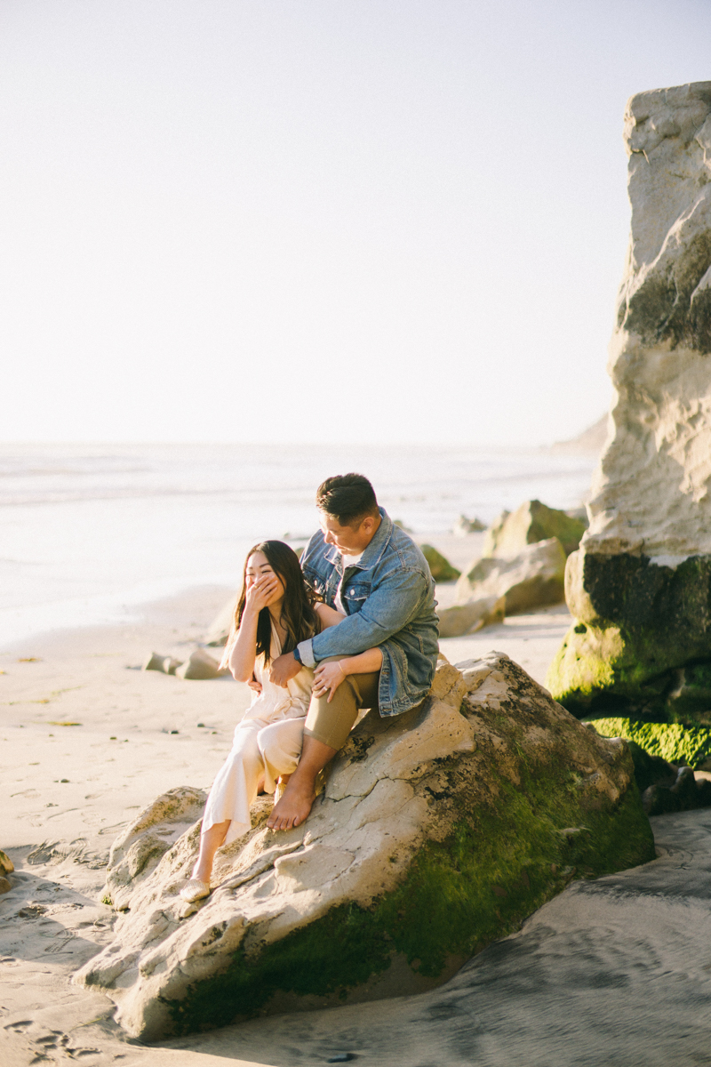 san diego editorial fine art engagement photography