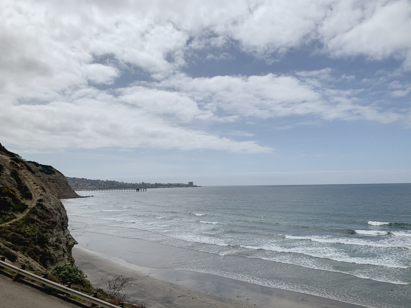 Blacks Beach San Diego California