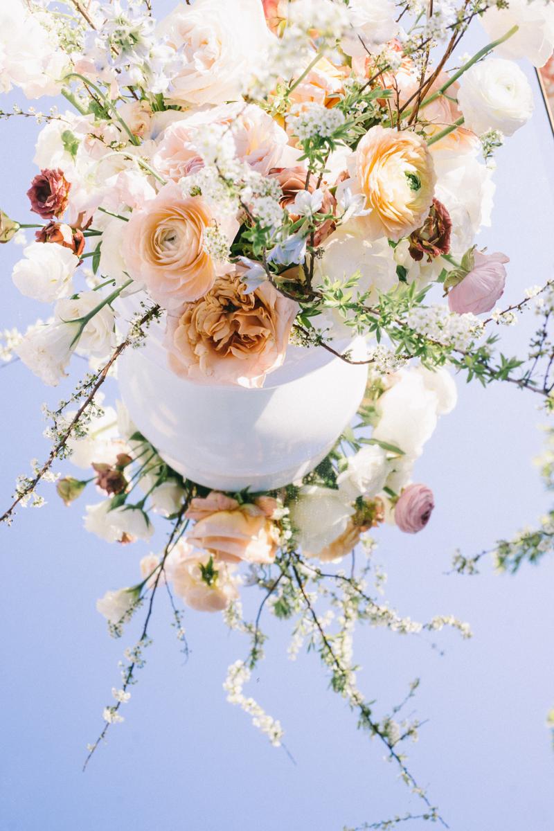 carte blanche wedding florist
