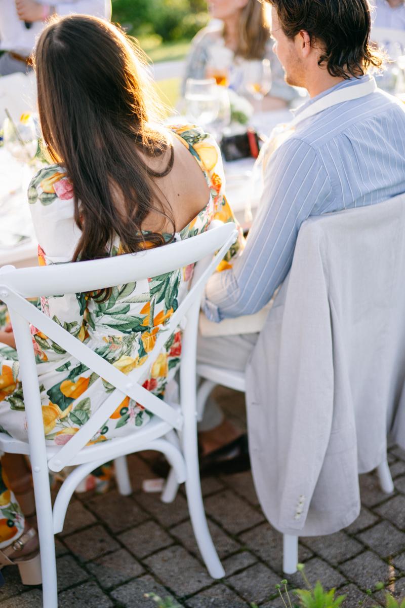 lobster bake maine wedding