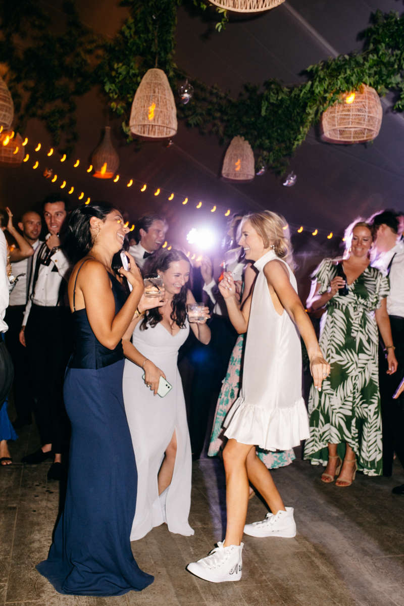 dancing wedding shots