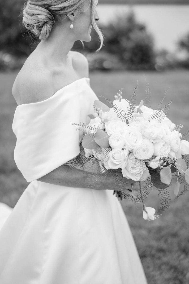 vogue editorial wedding photos in maine