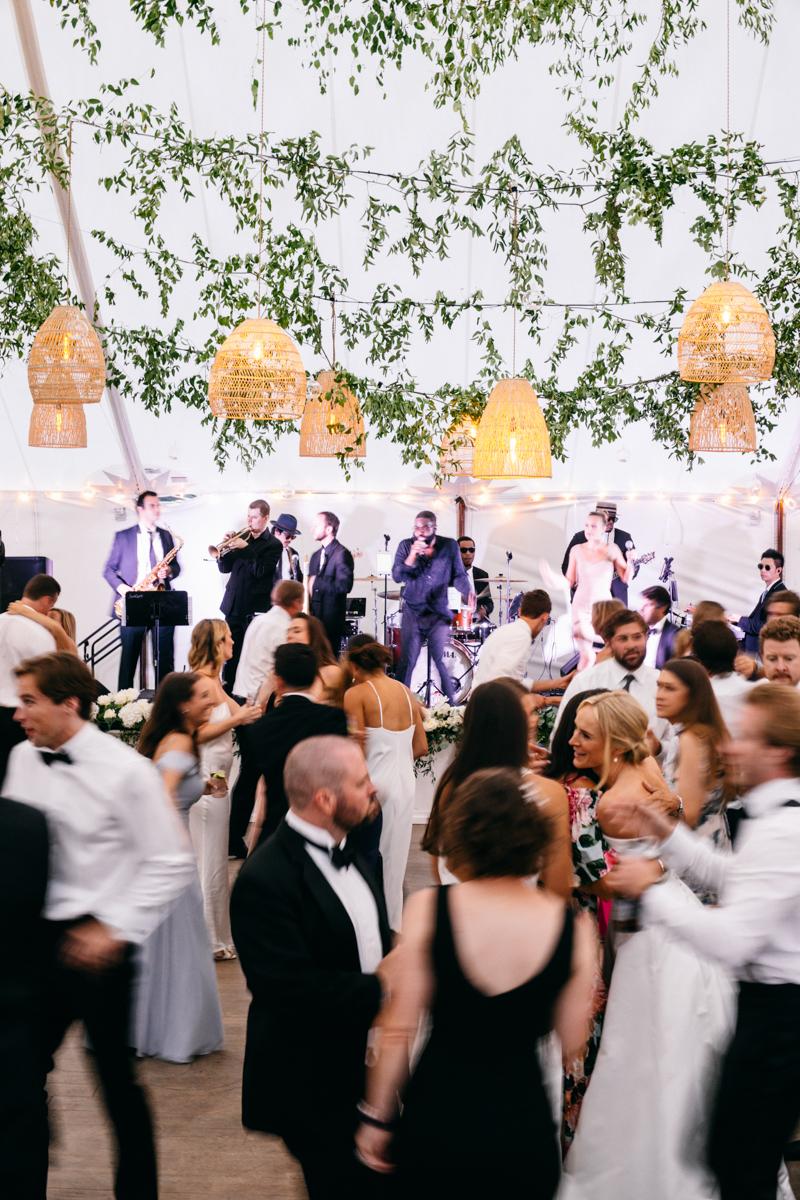 lantern reception wedding photos